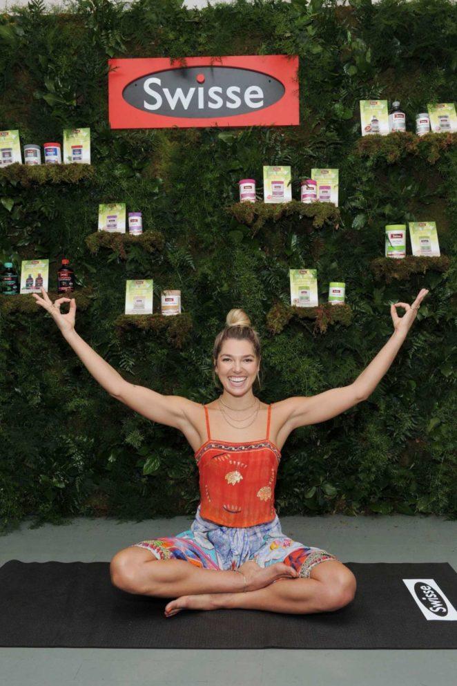 Ashley Hart: Swisse Wellness US Market Launch -09