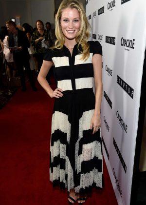 Ashley Hinshaw - Crackle's 'StartUp' TV Series Screening in Los Angeles