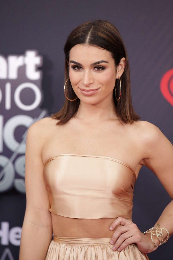 Ashley Iaconetti - 2018 iHeartRadio Music Awards in Inglewood