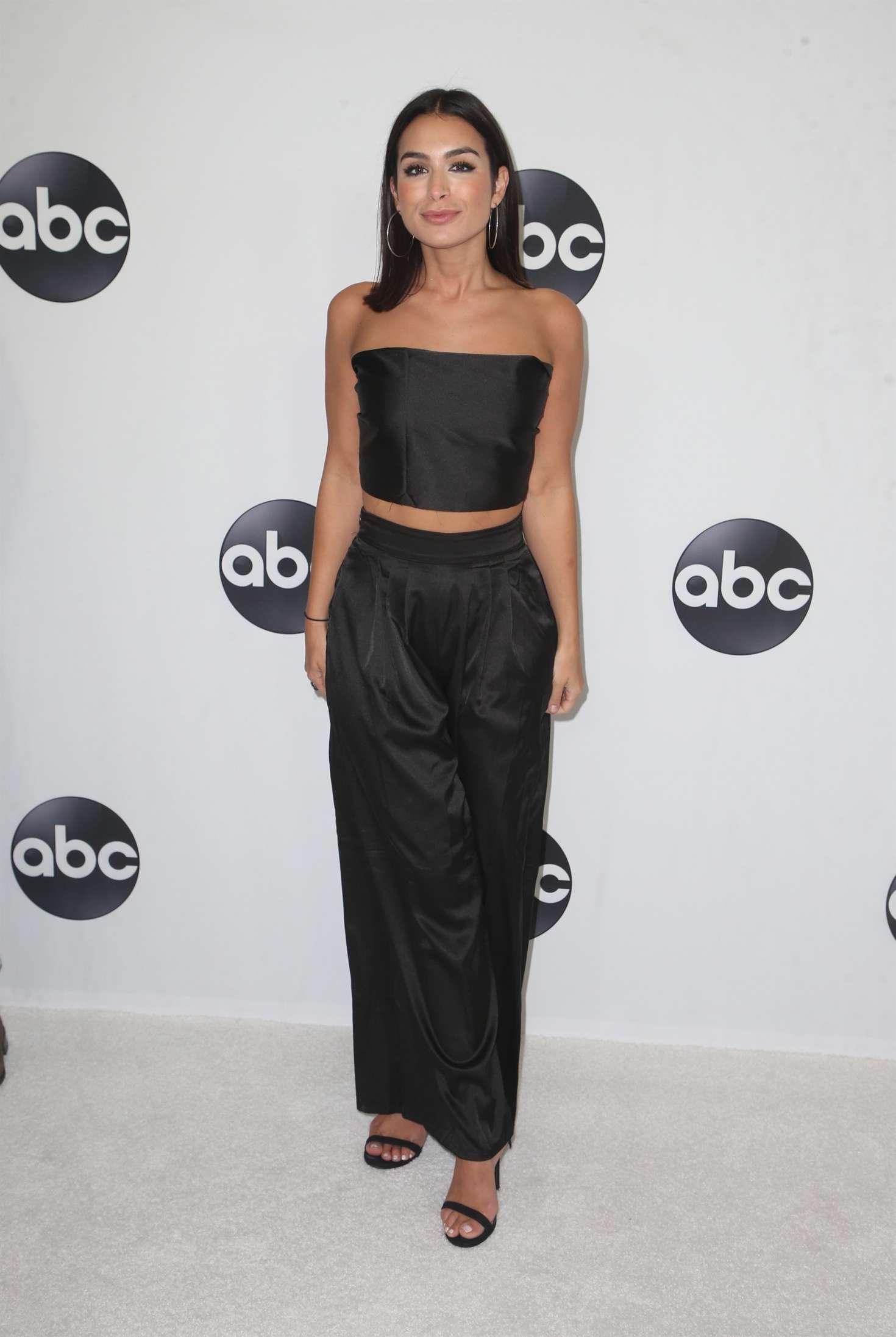 Ashley Iaconetti 2018 : Ashley Iaconetti: ABC All-Star Happy Hour at 2018 TCA Summer Press Tour -03