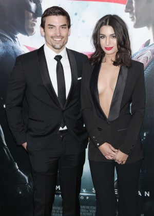 Ashley Iaconetti - 'Batman V Superman: Dawn Of Justice' Premiere in New York City