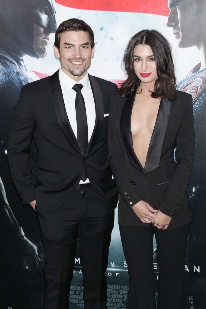 Ashley Iaconetti - 'Batman V Superman: Dawn Of Justice' Premiere in New York City