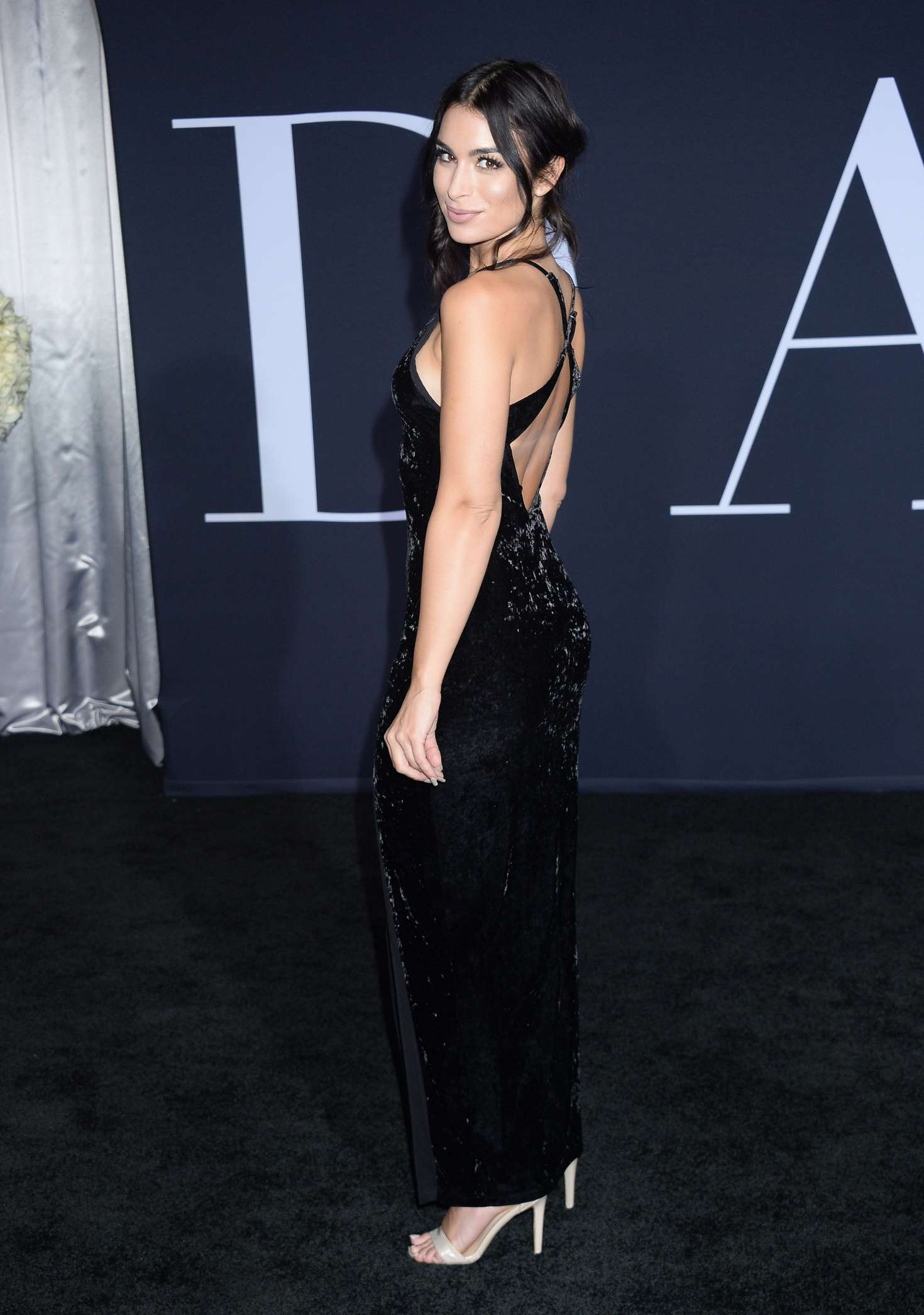 Ashley iaconetti fifty shades darker premiere in los angeles new picture