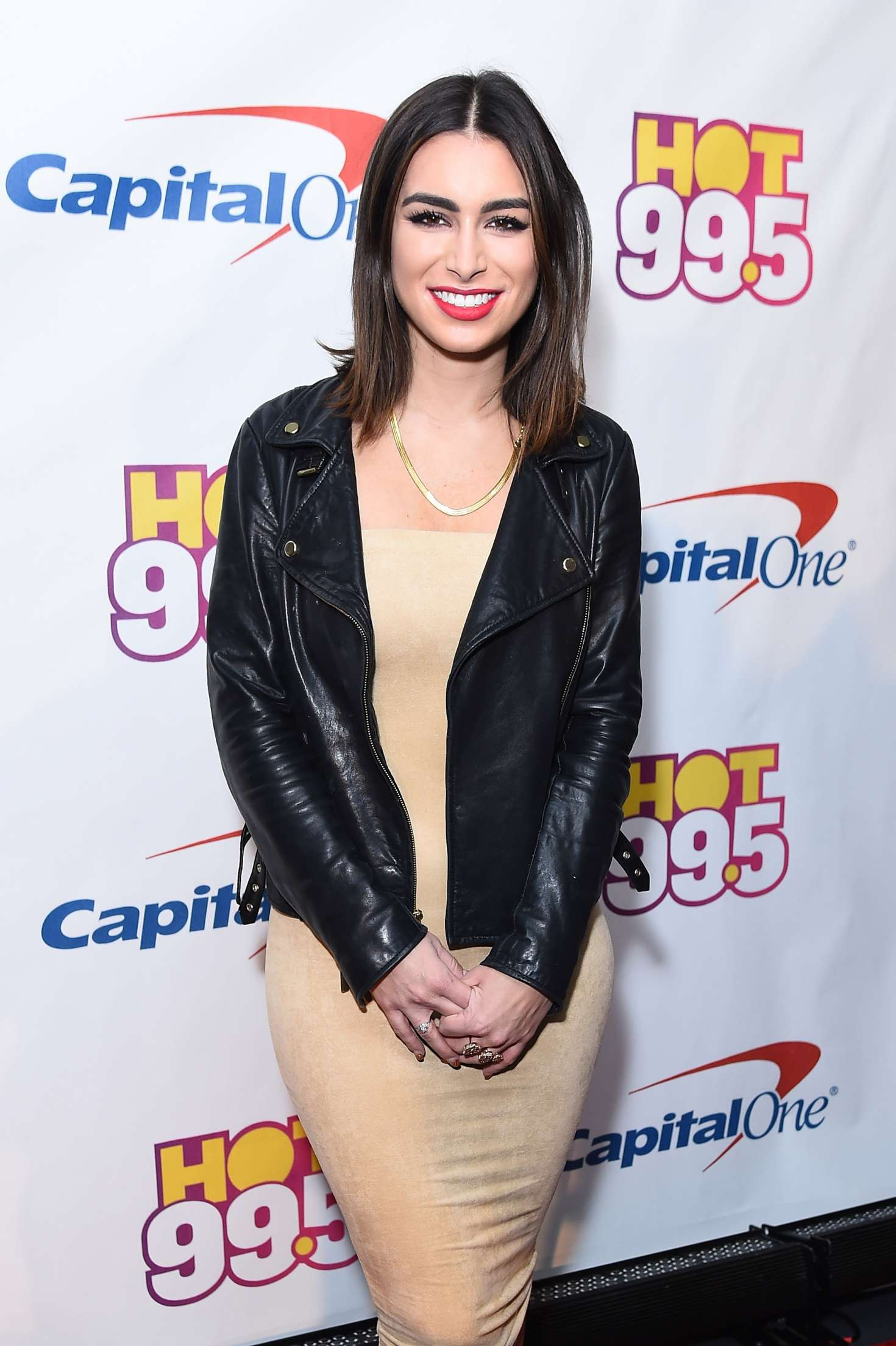 Ashley Iaconetti - Hot 99.5's Jingle Ball 2016 in Washington