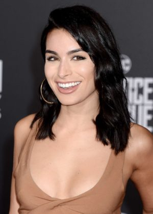 Ashley Iaconetti - 'Justice League' Premiere in LA