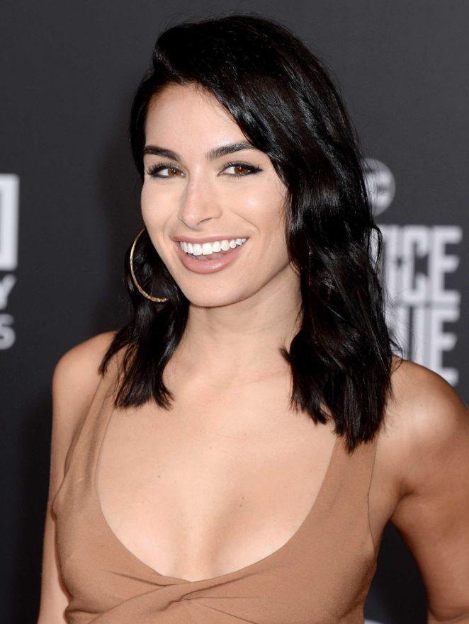 Ashley Iaconetti - 'Justice League' Premiere in LA