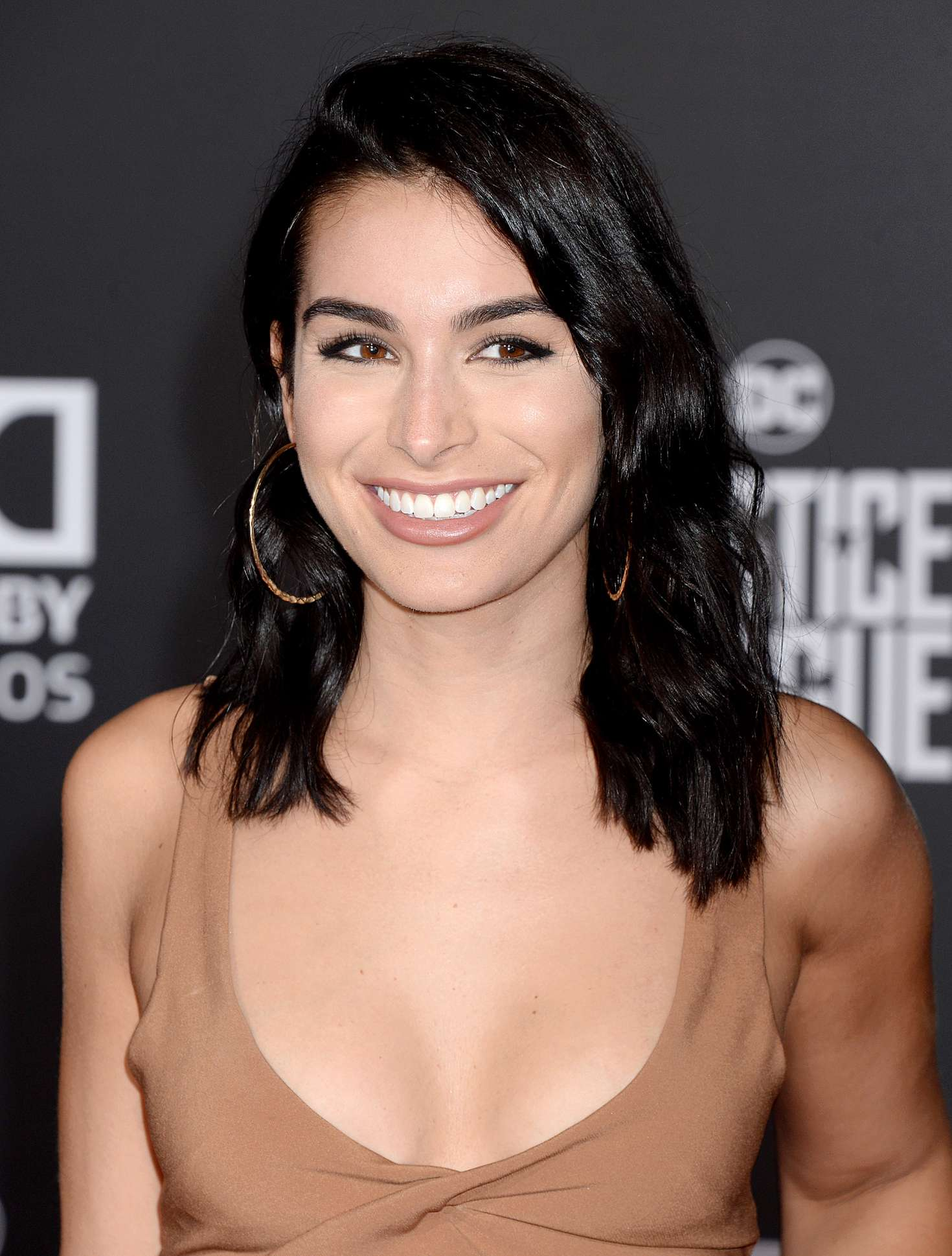 Ashley Iaconetti 2017 : Ashley Iaconetti: Justice League Premiere in LA -05