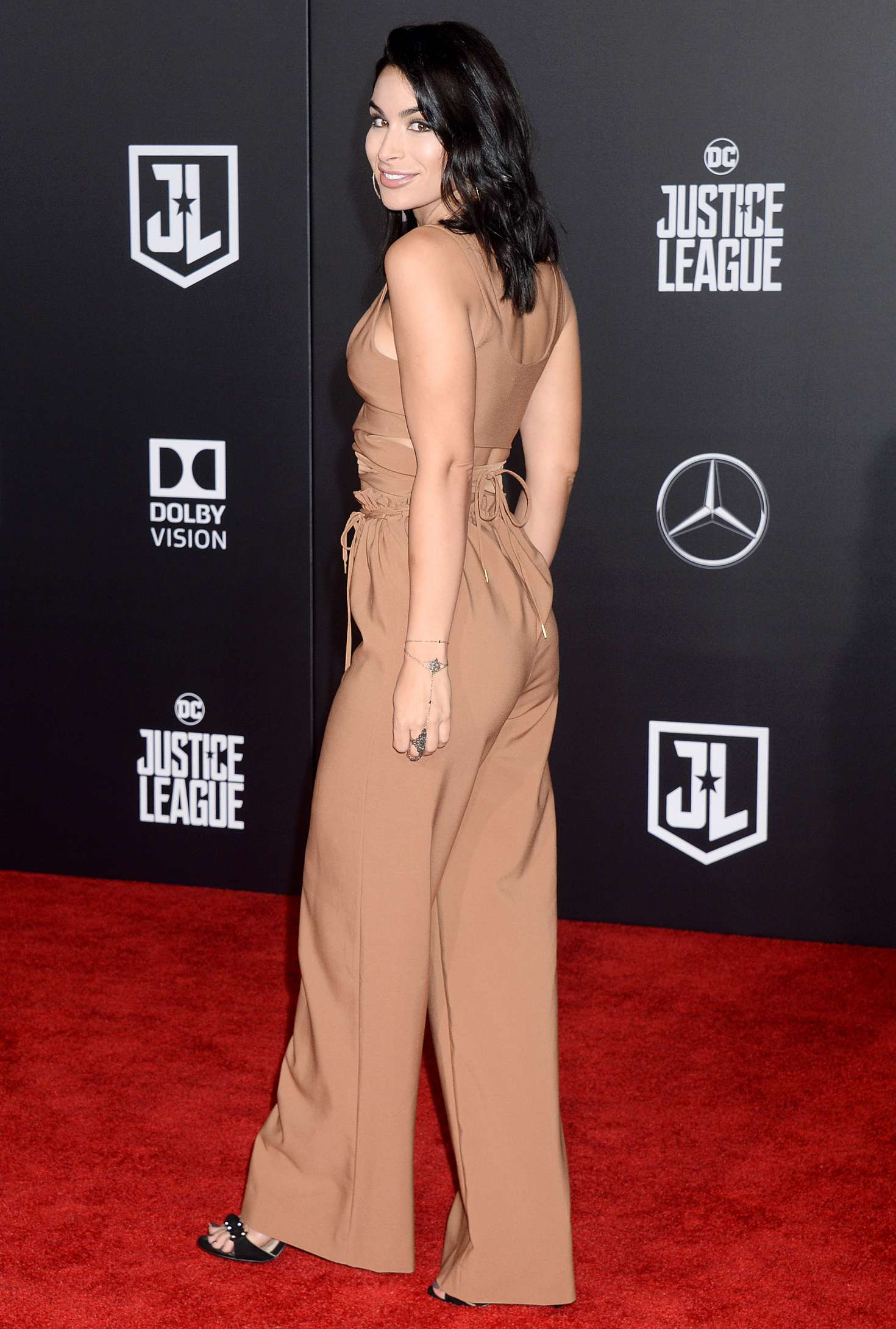Ashley Iaconetti 2017 : Ashley Iaconetti: Justice League Premiere in LA -07