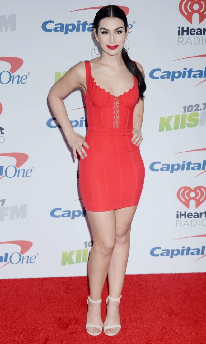 Ashley Iaconetti - KIIS-FM Jingle Ball 2017 in Los Angeles