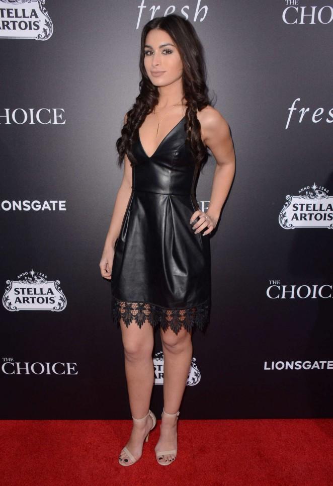 Ashley Iaconetti - 'The Choice' Screening in Los Angeles