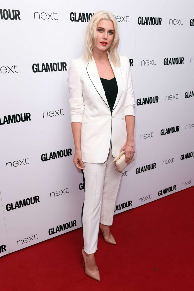 Ashley James – 2017 Glamour Women Of The Year Awards in London
