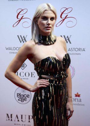 Ashley James - 2017 Global Gift Gala in Edinburgh