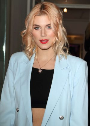 Ashley James at Folli Follie Riviera Collection Launch Party in London