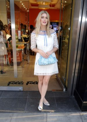 Ashley James at Notion Presents Summer Vibes in London