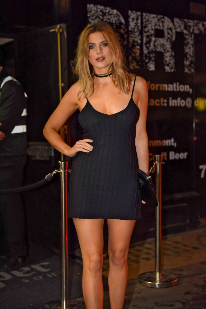 Ashley James at Paper Nightclub in London