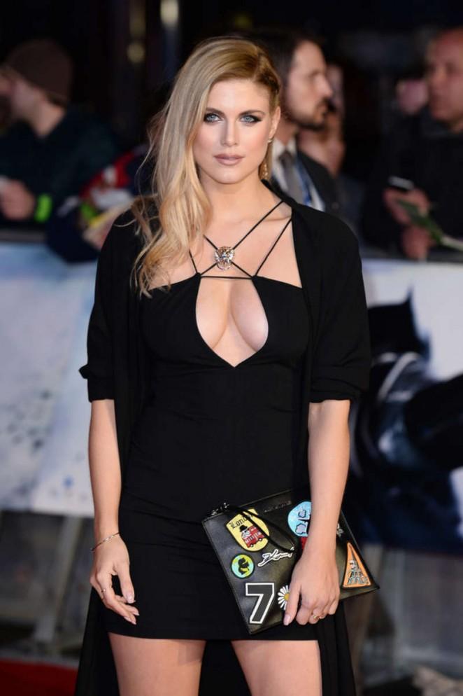 Ashley James - 'Batman V Superman: Dawn Of Justice' Premiere in London