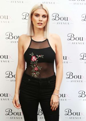 Ashley James - Boux Avenue Spring Summer 2017 Launch in London