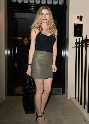 Ashley James - Boux Avenue Summer Launch Party in London