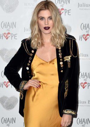 Ashley James - Chain Of Hope Annual Gala Ball 2016 in London