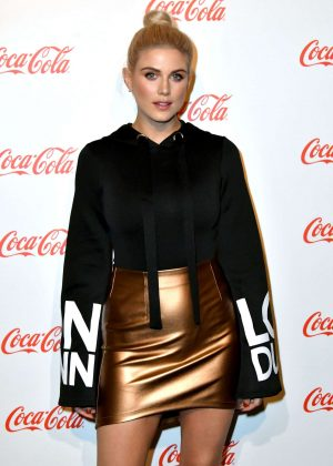 Ashley James - Coca-Cola Summer party in London