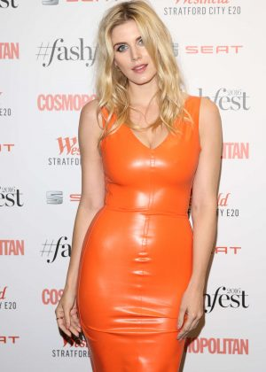Ashley James - Cosmopolitan #Fashfest 2016 VIP Show and Party in London