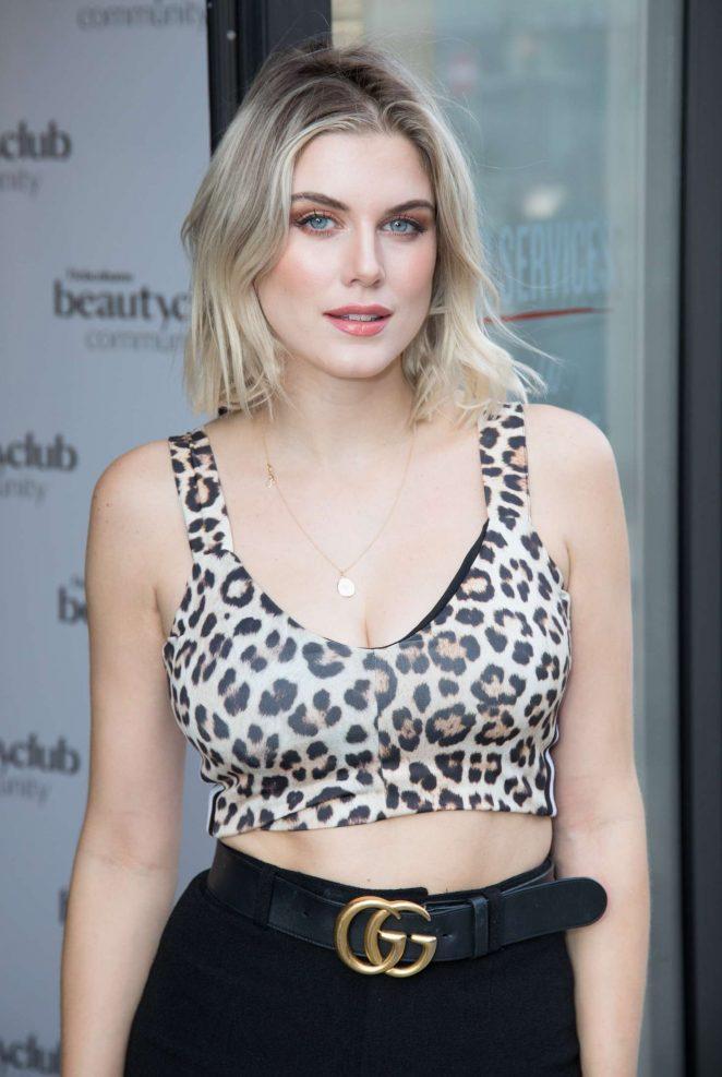 Ashley James - Debenham's Beauty Club Community Launch in London