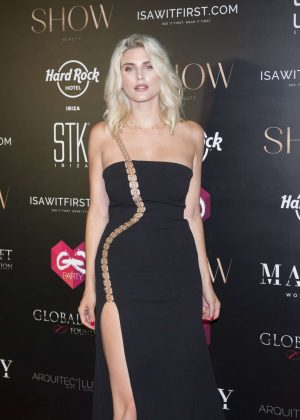 Ashley James - Global Gift Gala 2017 in Ibiza