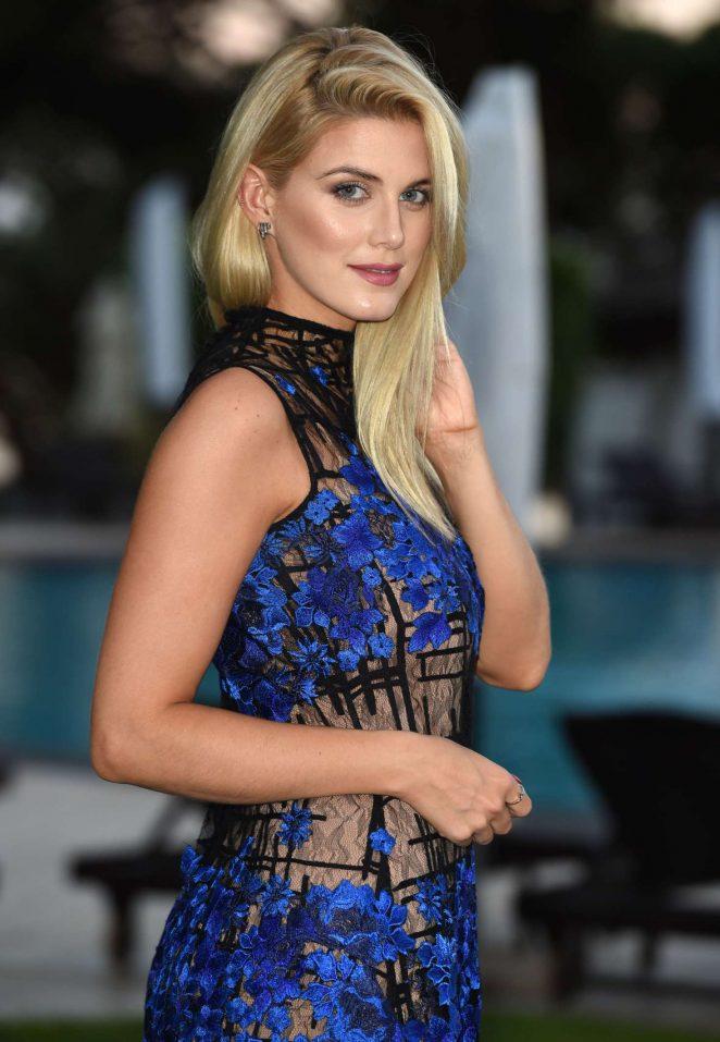 Ashley James – Global Gift Gala in Marbella