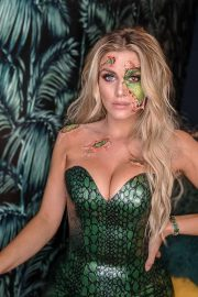 Ashley James - Halloween Party in London