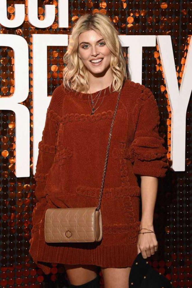 Ashley James  - 'I Feel Pretty' Screening in London