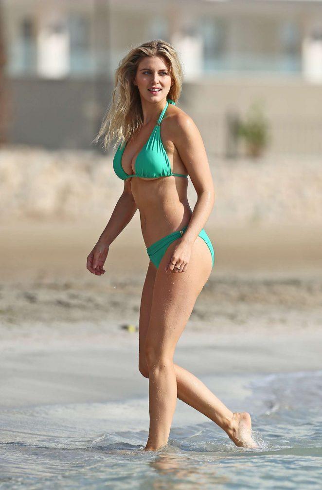 Ashley James in Bikini -06   GotCeleb