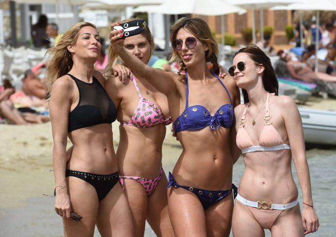 Ashley James in Bikini 2016 -05