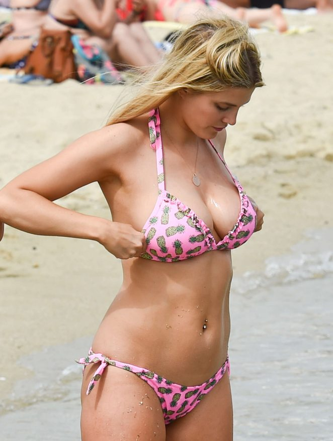 Ashley James in Bikini 2016 -25