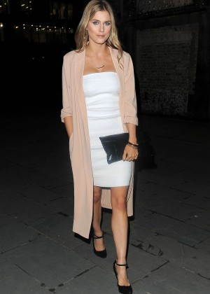 Ashley James - John Frieda Launch Party in London