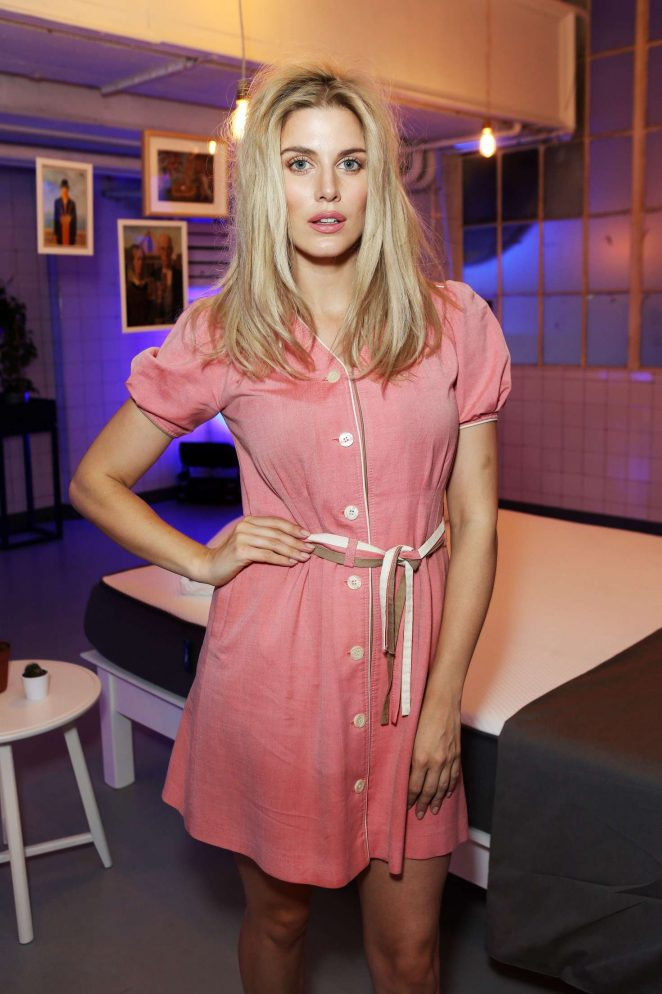 Ashley James - Launch of Cult US Sleep Innovators in London