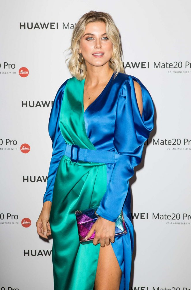 Ashley James - Launch of the Huawei Mate 20 Pro in London