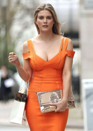 Ashley James - Leaving Harvey Nichols in London