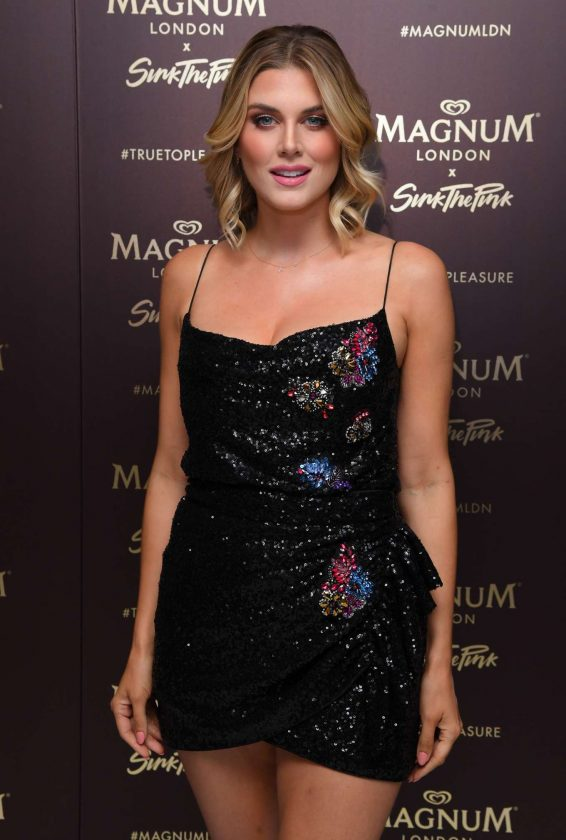 Ashley James - Magnum Pleasure Store Launch in London