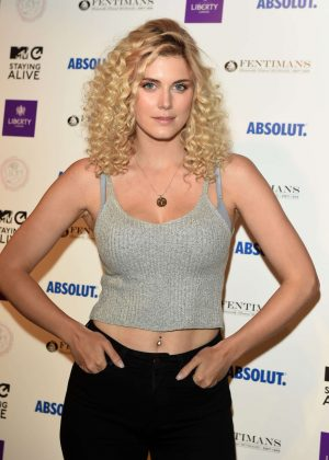 Ashley James - MTV Staying Alive x Liberty in London