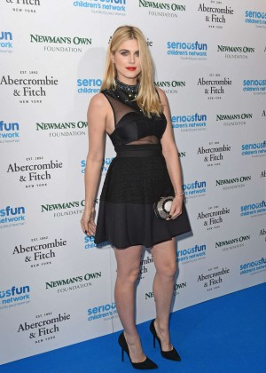 Ashley James - SeriousFun Children's Network Gala in London