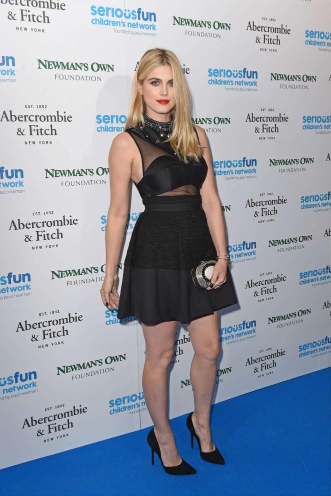 Ashley James - SeriousFun Children's Network Gala in London