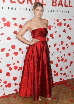 Ashley James - Sheba Floral Ball in London