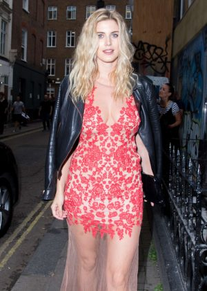 Ashley James - The Impulse Chaning Room in London