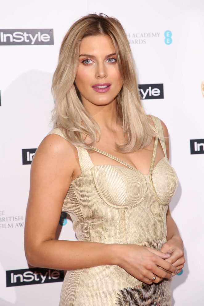 Ashley James - The InStyle EE Rising Star Awards Party 2017 in London
