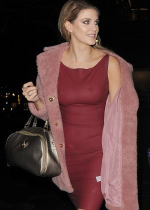 Ashley James - Universal Music Brit Awards After Party in London