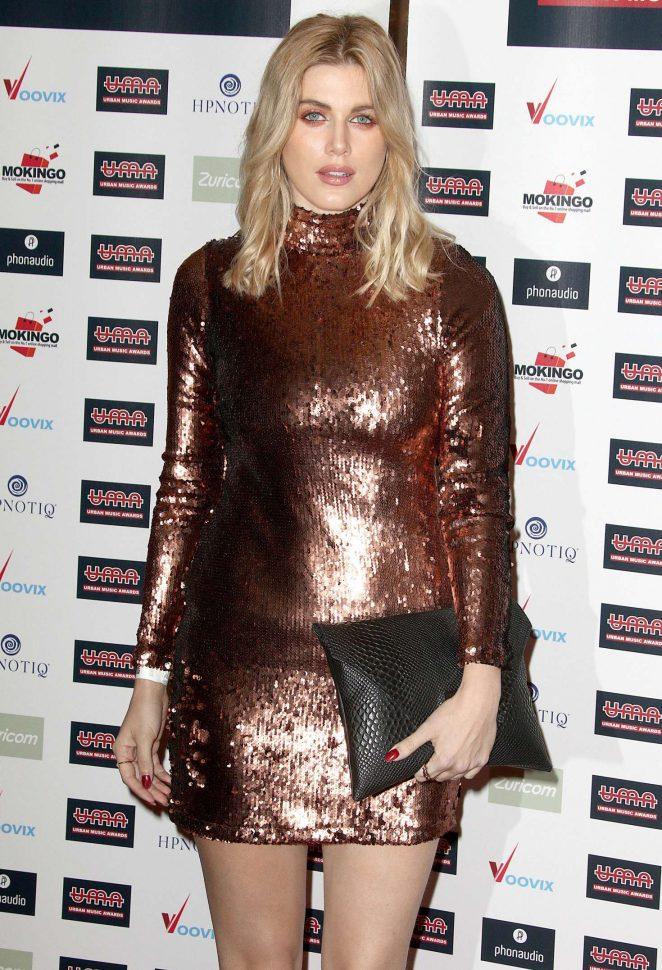 Ashley James – Urban Music Awards 2016 in London