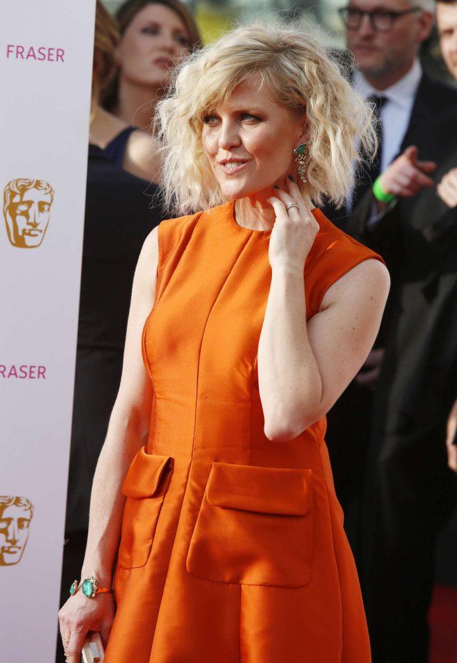 Ashley Jensen - BAFTA TV Awards 2016 in London