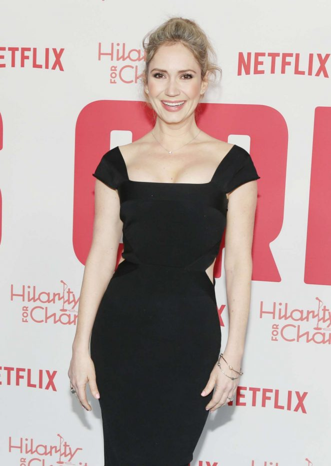 Ashley Jones - 2018 Hilarity for Charity Variety Show in Los Angeles