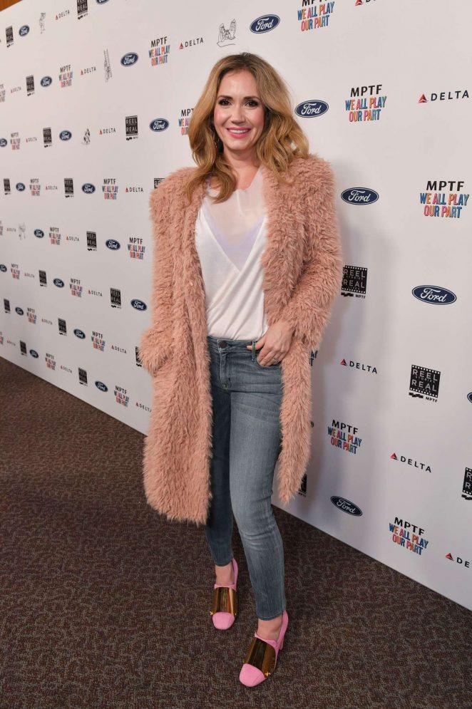 Ashley Jones - 2018 'Reel Stories, Real Lives' in Los Angeles