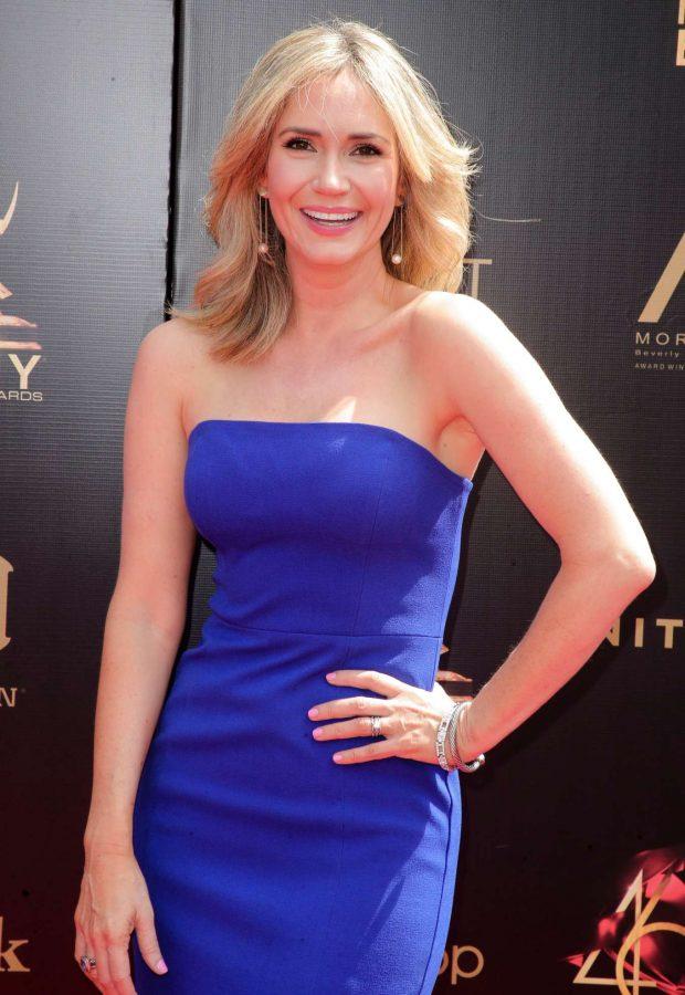 Ashley Jones - 2019 Daytime Creative Arts Emmy Awards in LA